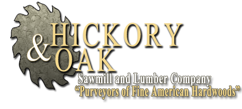 Hickory and Oak Sawmill and Lumber Company.